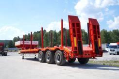 Hartung. 94334.105-0000023 - полуприцеп-тяжеловоз, 39 000 кг.