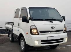 Kia Bongo III. 2017 Double Cab 4 wd 2,7л (Не common rail), 2 700 куб. см., 1 000 кг. Под заказ