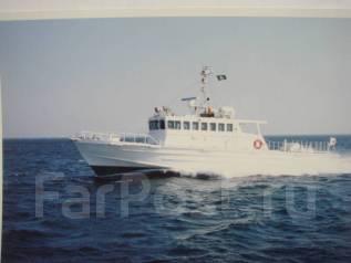 Катера, шхуны яхты из Японии- покупка , вывоз, перегоны, оформление