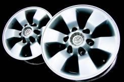 Toyota. 6.0x16, 6x139.70, ET15