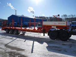 Hartung. 94334.328-0000011 - полуприцеп-тяжеловоз, 39 000 кг.