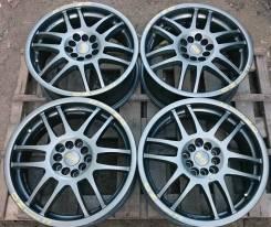 OZ Racing F1 Plus. 7.0x17, 5x100.00, 5x114.30, ET35, ЦО 73,1мм.