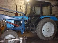 МТЗ 82.1. Продам трактор МТЗ-82.1 2010г. Под заказ