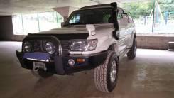 Nissan Safari. автомат, 4wd, 4.2 (160 л.с.), дизель, 170 000 тыс. км