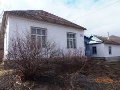 Продается дом с земельным участком в г. Партизанск. Улица Таёжная 14, р-н Партизанск, площадь дома 55 кв.м., электричество 10 кВт, отопление твердото...