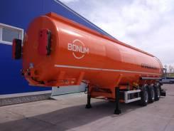 Bonum. Полуприцеп цистерна-бензовоз 914210 40м3, 35 000 кг.