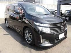 Nissan Elgrand. вариатор, 4wd, 2.5, бензин, 44 000 тыс. км, б/п. Под заказ