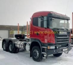 Scania. G480CA6x6EHZ в наличии в Хабаровске, 13 000 куб. см., 30 000 кг.