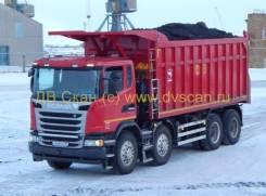 Scania. Майнинговый самосвал G440CB8x4EHZ, 13 000 куб. см., 32 000 кг. Под заказ
