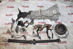 Механическая коробка переключения передач. Nissan Silvia, S15 Двигатель SR20DE
