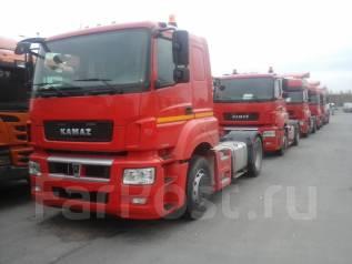 Камаз 5490. Магистральный тягач -014-87, 11 970 куб. см., 36 510 кг.