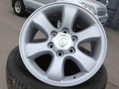 Toyota. 7.5x17, 6x139.70, ET30