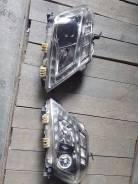 Фара. Nissan Patrol