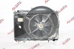 Радиатор охлаждения двигателя. Nissan Silvia, S14, S15 Двигатели: SR20DET, SR20DE
