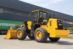 Boulder WL56. Фронтальный погрузчик 5,5 тонны 3,5 м3 ковш WL56. Лизинг, 5 500 кг.