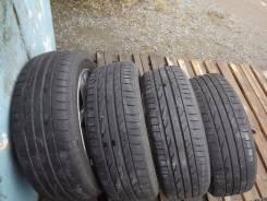 Bridgestone Potenza RE050A. Летние, 2010 год, износ: 30%, 4 шт