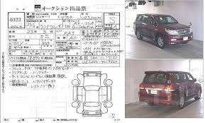 Проверка АВТО по Аукционной статистики в Японии по номеру кузова