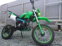 Kawasaki KLX 125. 125 куб. см., исправен, без птс, без пробега