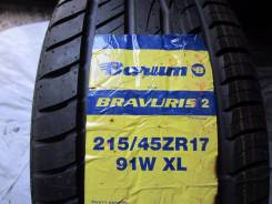 Barum Bravuris 2. Летние, 2012 год, без износа, 4 шт