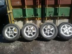 Продам колёса. 6.5x15 4x114.30, 5x114.30 ET35