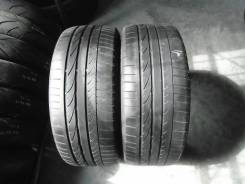 Bridgestone Potenza RE050A II. Летние, 2011 год, износ: 20%, 2 шт