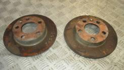 Диск тормозной задний к-т 1998-2010 VW New Beetle VW New Beetle 1998-2010