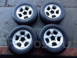 Комплект японских грязевых колес для Suzuki Jimny. 5.5x16 5x139.70 ET22