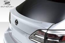 Спойлер. Lexus RX350