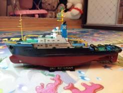 """Собранная модель судна """"Smit Rotterdam"""""""