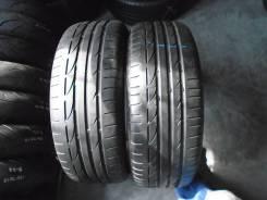 Bridgestone Potenza S001. Летние, 2014 год, износ: 10%, 2 шт