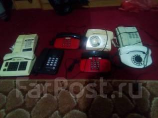 Телефон старых времен