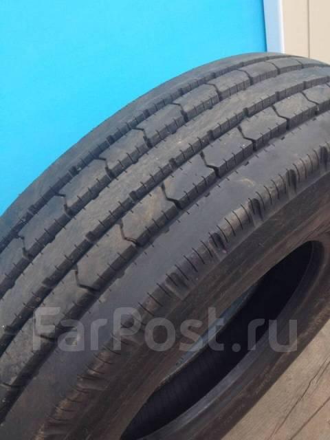 Bridgestone. Всесезонные, 2011 год, износ: 5%, 4 шт