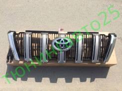 Решетка радиатора. Toyota Land Cruiser Prado, GDJ150L, GRJ151, GDJ150W, GRJ150, GRJ150L, GDJ151W, TRJ150, KDJ150L, GRJ150W, GRJ151W, TRJ150W. Под зака...