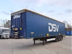 Krone SD. Шторный полуприцеп 2008 г/в, 41 000 кг.