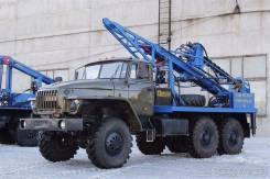 Урал 4320. Урал бурильная машина, 2 700 куб. см. Под заказ