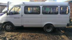 ГАЗ 32212. Газ 32212, 2 776 куб. см., 12 мест