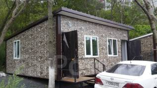 Строительство из сэндвич-панелей домиков, павильонов Бригада