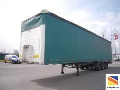 Schmitz Cargobull. Полуприцеп тентованный S01, 32 300 кг.