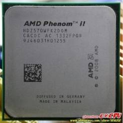 AMD Phenom II X2 570