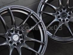 Work Emotion CR Kiwami. 8.5/9.5x18, 5x100.00, 5x114.30, ET35/30, ЦО 73,1 мм.