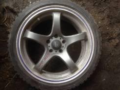 Sakura Wheels. x18, 5x114.30, ЦО 73,0мм.