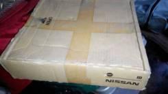 Диск тормозной. Nissan Cube Nissan Tiida Двигатели: K9K, HR16DE, MR18DE