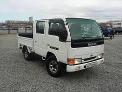 Nissan Atlas. Атлас,96 г, дизель,4WD,100% пошлина, аппарель, 2 700 куб. см., 1 250 кг.
