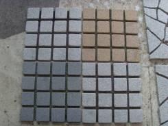 Гранитная брусчатка, плитка, изделия из гранита и мрамора.