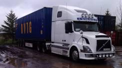 Volvo VNL 670. Volvo vnl 670, 15 000 куб. см., 34 500 кг.