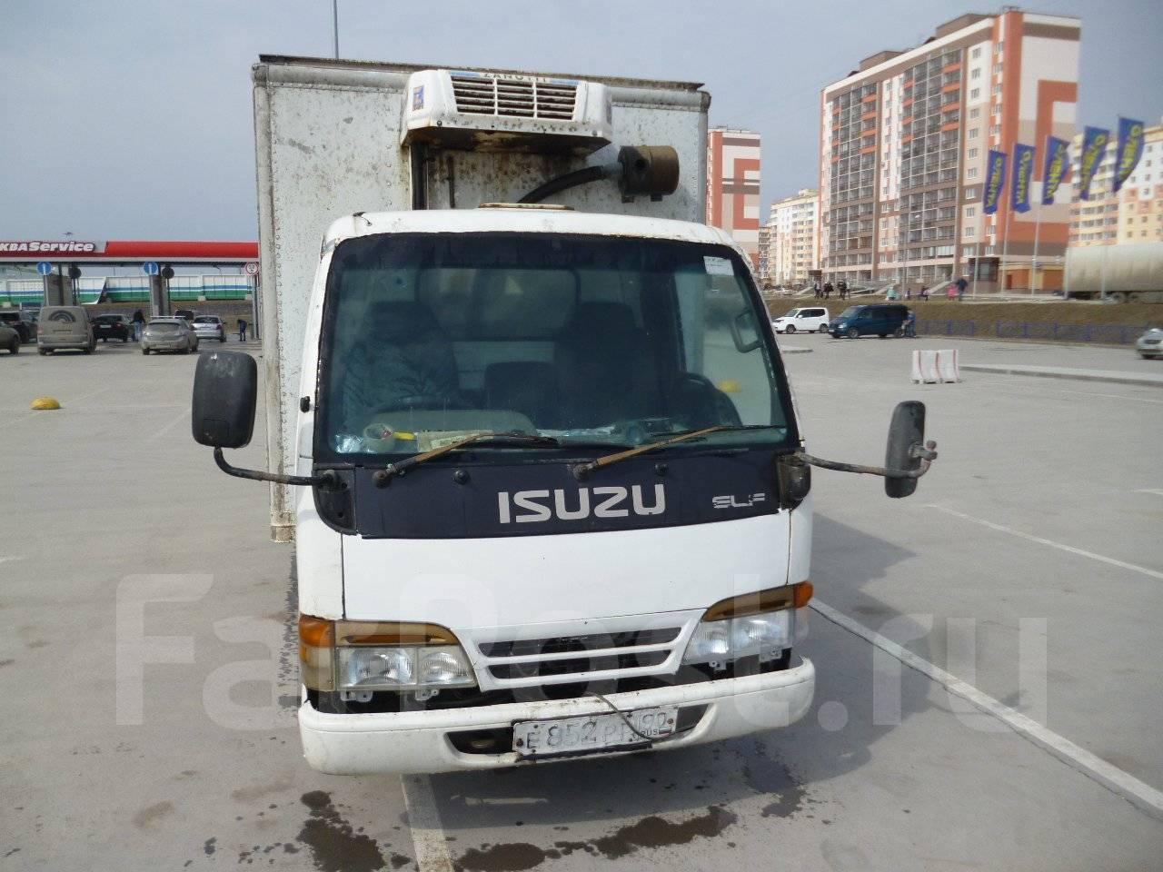 isuzu elf 4jj1 руководство по ремонту и обслуживанию