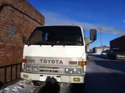 Toyota Town Ace. Тойота таунас двухкабинник, 1 800куб. см., 1 200кг., 4x2