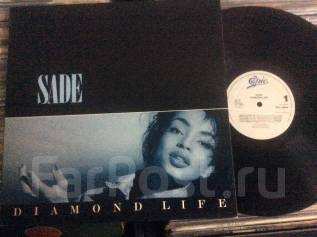 Smooth Jazz! ШАДЭ / SADE - Diamond Life - 1984 NL LP с рубля