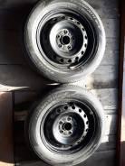 Toyo Tranpath mpF. Летние, 2014 год, без износа, 2 шт