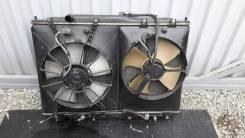 Радиатор охлаждения двигателя. Honda Pilot Honda MDX, CBA-YD1, UA-YD1, YD1 Acura MDX Двигатели: J35Z4, J35A